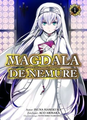 Magdala de Nemure – May your soul rest in Magdala von Arisaka,  Aco, Hasekura,  Isuna, Nabeshima,  Tetsuhiro