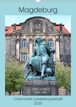 Magdeburg – Charmante Landeshauptstadt (Wandkalender 2020 DIN A3 hoch) von Thauwald,  Pia
