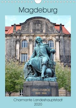 Magdeburg – Charmante Landeshauptstadt (Wandkalender 2020 DIN A4 hoch) von Thauwald,  Pia