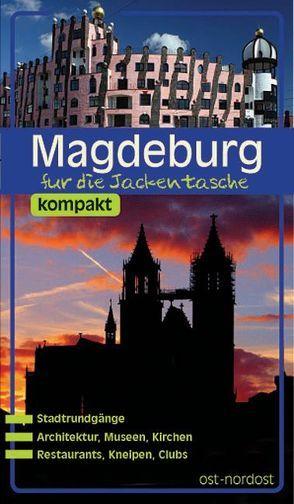 Magdeburg für die Jackentasche von Engelhardt,  Conrad