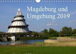 Magdeburg und Umgebung 2019 (Wandkalender 2019 DIN A4 quer) von Bussenius,  Beate