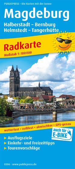 Magdeburg und Umgebung, Halberstadt – Bernburg, Helmstedt – Tangerhütte