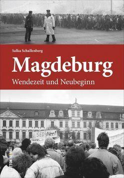 Magdeburg von Schallenberg,  Salka