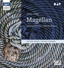 Magellan von Dickow,  Hans-Helmut, Zweig,  Stefan