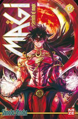 Magi – The Labyrinth of Magic – Band 12 von Ohtaka,  Shinobu, Schmitt-Weigand,  John