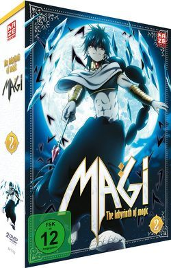 Magi – The Labyrinth of Magic – Box 2 von Masunari,  Kôji