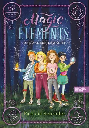 Magic Elements von Jessler,  Nadine, Schröder,  Patricia