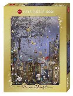 Magic Keys Puzzle von Reny,  Ilona