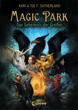 Magic Park 1 – Das Geheimnis des Greifen von Sutherland,  Kari, Sutherland,  Tui T.