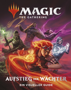 Magic: The Gathering – Aufstieg der Wächter von Gyo,  Michelle, Wizards of the Coast