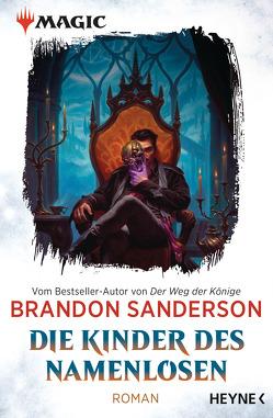 MAGIC™: The Gathering – Die Kinder des Namenlosen von Christiansen,  Ole Johan, Sanderson,  Brandon