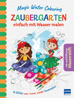 Magic Water Colouring – Zaubergarten von Copper,  Jenny, McLean,  Rachael