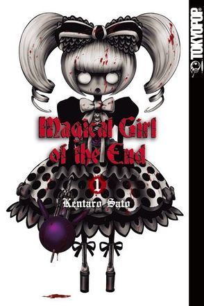 Magical Girl of the End 01 von Sato,  Kentaro