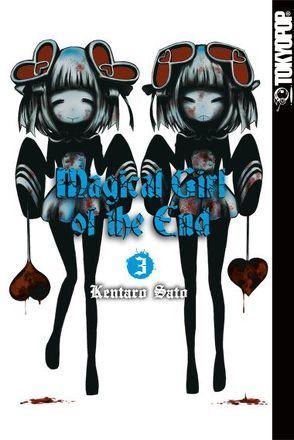 Magical Girl of the End 03 von Sato,  Kentaro