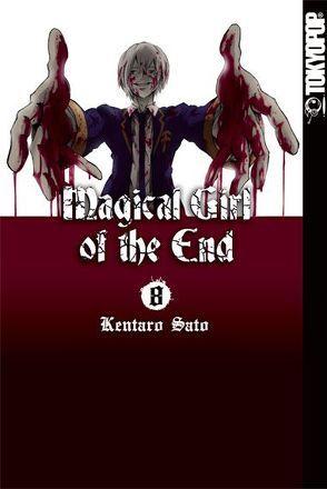 Magical Girl of the End 08 von Sato,  Kentaro