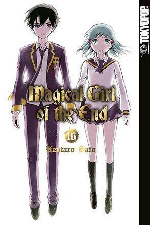 Magical Girl of the End 16 von Sato,  Kentaro