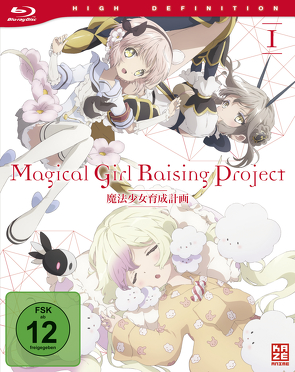 Magical Girl Raising Project – Blu-ray 1 von Hashimoto,  Hiroyuki