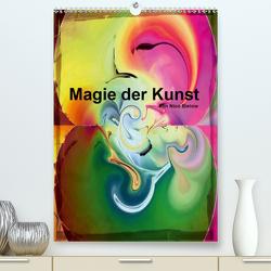 Magie der Kunst von Nico Bielow (Premium, hochwertiger DIN A2 Wandkalender 2021, Kunstdruck in Hochglanz) von Bielow,  Nico