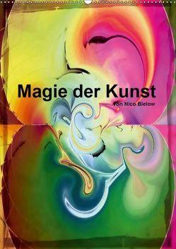 Magie der Kunst von Nico Bielow (Wandkalender 2019 DIN A2 hoch) von Bielow,  Nico