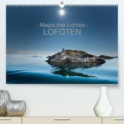 – Magie des Lichtes – LOFOTEN (Premium, hochwertiger DIN A2 Wandkalender 2020, Kunstdruck in Hochglanz) von Sternitzke,  Ralf