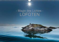 – Magie des Lichtes – LOFOTEN (Wandkalender 2019 DIN A3 quer) von Sternitzke,  Ralf
