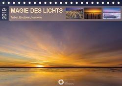 Magie des Lichts Farben, Emotionen, Harmonie (Tischkalender 2019 DIN A5 quer) von Leipe (leipe photography),  Peter
