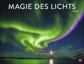 Magie des Lichts Kalender 2022 von Heye