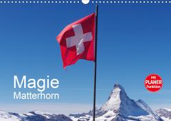 Magie Matterhorn (Wandkalender 2021 DIN A3 quer) von Dietsch,  Monika