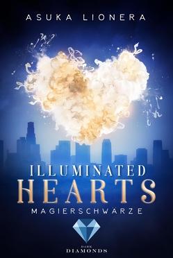 Illuminated Hearts 1: Magierschwärze von Lionera,  Asuka