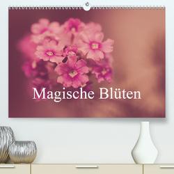 Magische Blüten (Premium, hochwertiger DIN A2 Wandkalender 2021, Kunstdruck in Hochglanz) von MARX - PHOTOART (www.marx-photoart.de),  MICHAEL
