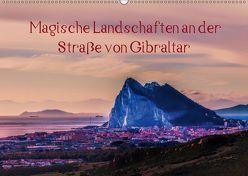 Magische Landschaften an der Straße von Gibraltar (Wandkalender 2019 DIN A2 quer) von Pörtner,  Andreas