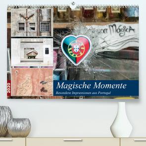 Magische Momente – Besondere Impressionen aus Portugal (Premium, hochwertiger DIN A2 Wandkalender 2020, Kunstdruck in Hochglanz) von Klesse,  Andreas