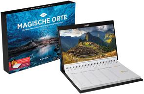 Magische Orte Tischkalender 2021 von KUNTH Verlag