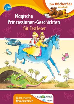 Magische Prinzessinnen-Geschichten für Erstleser von Boehme,  Julia, Wieker,  Katharina