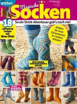 Magische Socken von bpa media GmbH, Buss,  Oliver