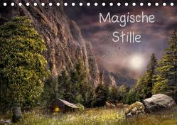 Magische Stille (Tischkalender 2019 DIN A5 quer) von Wunderlich,  Simone