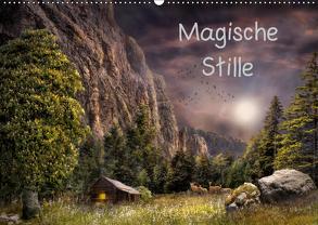 Magische Stille (Wandkalender 2019 DIN A2 quer) von Wunderlich,  Simone