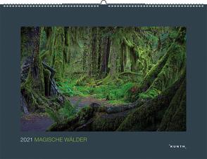 Magische Wälder 2021 von KUNTH Verlag