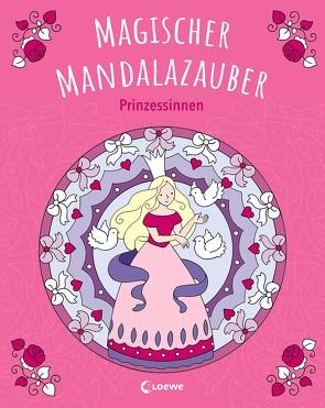 Magischer Mandalazauber – Prinzessinnen von Labuch,  Kristin