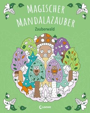 Magischer Mandalazauber – Zauberwald von Labuch,  Kristin