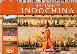 MAGISCHES INDOCHINA (Wandkalender 2020 DIN A2 quer) von Weigt,  Mario