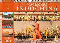 MAGISCHES INDOCHINA (Wandkalender 2021 DIN A4 quer) von Weigt,  Mario