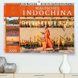 MAGISCHES INDOCHINA (Premium, hochwertiger DIN A2 Wandkalender 2020, Kunstdruck in Hochglanz) von Weigt,  Mario