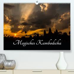 Magisches Kambodscha (Premium, hochwertiger DIN A2 Wandkalender 2020, Kunstdruck in Hochglanz) von Stewart Lustig,  Daniel