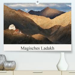 Magisches Ladakh (Premium, hochwertiger DIN A2 Wandkalender 2021, Kunstdruck in Hochglanz) von Becker,  Bernd