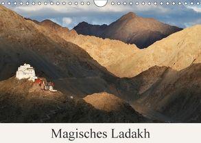 Magisches Ladakh (Wandkalender 2018 DIN A4 quer) von Becker,  Bernd