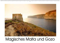 Magisches Malta und Gozo (Wandkalender 2018 DIN A2 quer) von Papenfuss,  Christoph