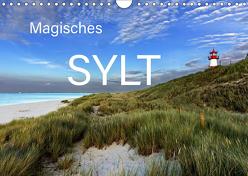 Magisches Sylt (Wandkalender 2019 DIN A4 quer) von Tangermann,  Franz