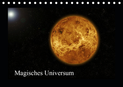 Magisches Universum (Tischkalender 2020 DIN A5 quer) von Daus,  Christine