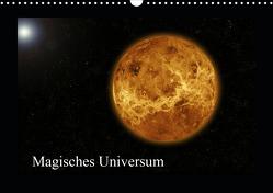 Magisches Universum (Wandkalender 2021 DIN A3 quer) von Daus,  Christine